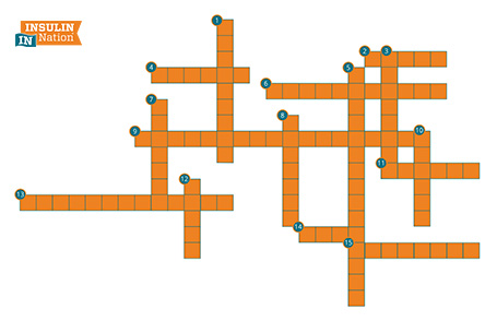 A Diabetes Crossword Puzzle Insulin Nation